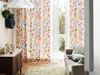 Flowerbed order curtain 1