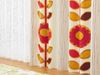 Art flower curtain 3